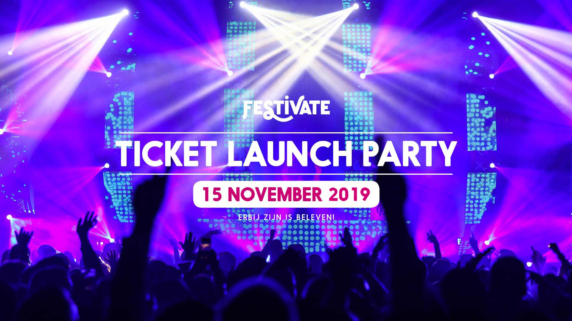 Ticket launch party
